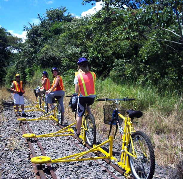 Rail Bike Tours